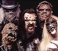 Lordi всю ночь пели в Каннах