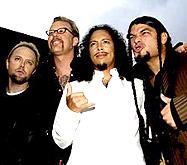 Metallica: '... и Рождество для всех!'