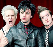 Green Day корпят над новым альбомом