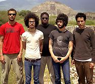 Mars Volta вырастили 'Голиафа'