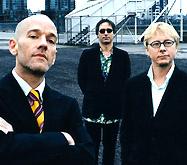 R.E.M. завершают работу над новым диском