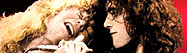 Led Zeppelin возглавили европейский чарт