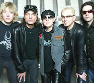 Scorpions отправляются в турне по России