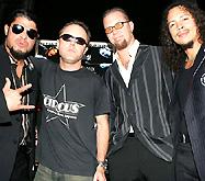 Metallica возвращается в Россию
